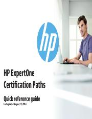 ExpertOne-Guide certification_ 0814.pdf