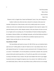 Geog 100 Group Project Paper