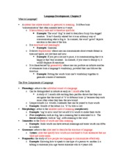 PSYCH 2AA3 - Final Exam Notes