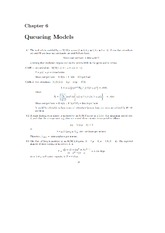 chapter 6 solutions