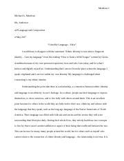 dlk dbq essay