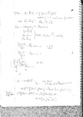 Lecture Notes 20