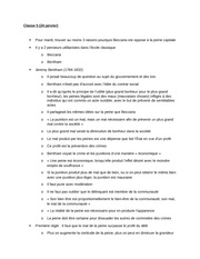 Classe 5+6 Notes