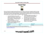 C Gustin Travel Tips 4  Copy
