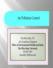 Air Pollution Engineering presentation 3-6-2019.pdf