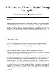 A Survey on Chaotic Digital Image Encryption.docx