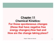 Chem 1310 Fall 2013 Chapter 11 Notes