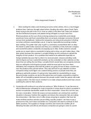 Ethics Chap 3 Assignment MGMT 475 (1).docx
