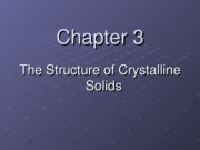 Lecture - Chapter 3