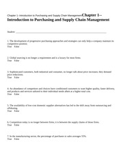 Monczka--Purchasing and Supply Chain Management 5e