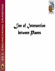 9_Line of Intersection of Planes