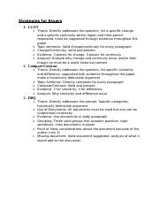 Strategies for Essays WHAP.docx