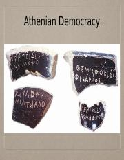 F) Athenian Democracy.pptx