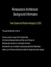 ARTH+271-Renaissance+Architecture+Background-2016
