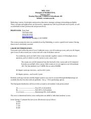 ML3250 Syllabus SU17