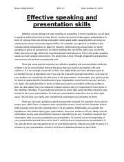 Effective speaking and presentation skills.docx
