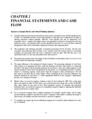 Ch 2 Financial Statemetns and Cash Flow_1