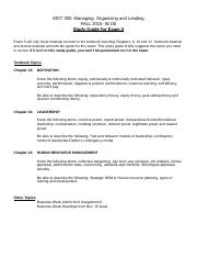 MGT300 Exam 3 Study guide F15(1).docx