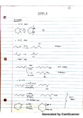 Chemistry reactions-old