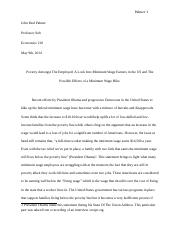 Econ 210 Policy Paper Final Draft .docx