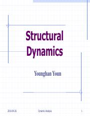 9 Structural dynamic