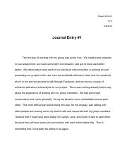 Summer Success Academy FYE Journal Entry 1.pdf