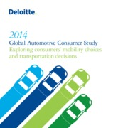 Global Automotive Consumer Study