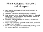 Pharmacological revolution hallucinogen web ch 4 s12
