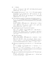Ordinary Diff Eq Exam Review Solutions 106