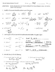 Printables Reference Angle Worksheet reference angles with key 5 pages worksheet review answers 3 1 to 3