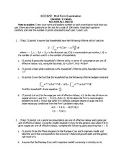 ECO325 midterm 1 solutions