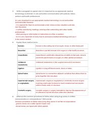 BSBMED301- INTERPRET AND APPLY MEDICAL TERMINOLOGY APPROPRIATELY ACTIVITY 7.docx
