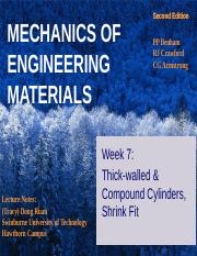 Week 7_Thick-walled & Compound Cylinders_moodle_blank_2017.pptx