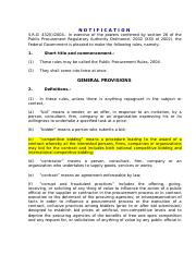 03a-PPRA Public Procurement Rules 2004