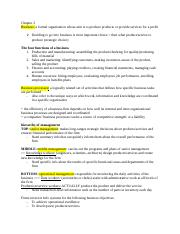 INFO chapter 2 study guide