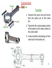Connecting rod.ppt
