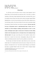 film tv a ucla page course hero 8 pages film analysis paper