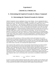 Experiment 2 Chemical Formulas3