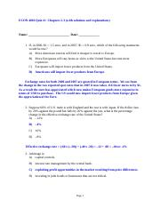 ECON 4810 Quiz #1 Chapters 2-3_with solutions and explanations.docx
