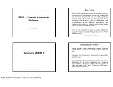 L8. IFRS 7 — Financial Instruments