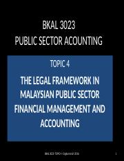 BKAL 3023 - TOPIC 4-2016.ppt
