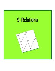 M131 Tutorial_4 Relations