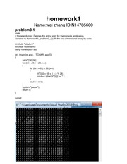 data structure_homework1