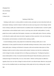 ENG 107 Project two final paper