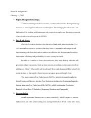 International Business Assignment 6.docx
