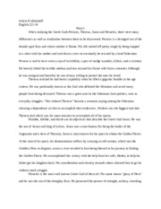 500 word essay that explores the differences and similarities.docx