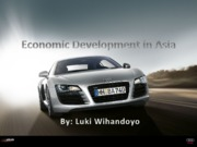 Ch 1. Economic Development in Asia