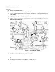 Lab Safety Assignment2