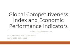 Global competitiveness index and economic performance indicators.pdf