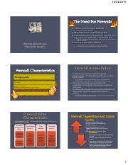 Firewalls and Intruson Prevention Systems.pdf